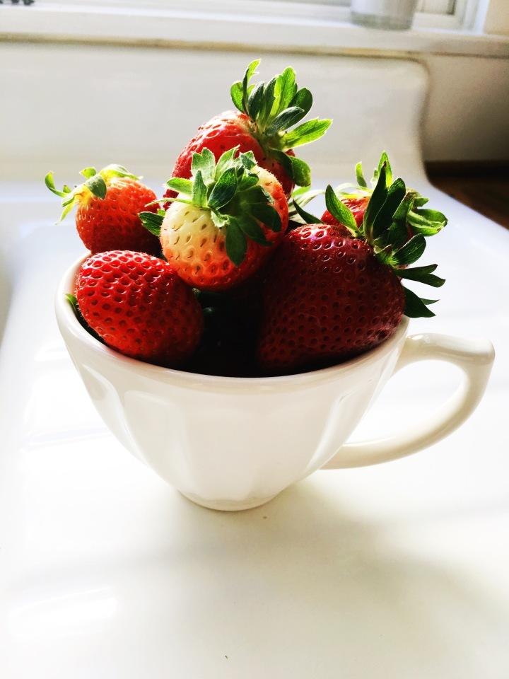 Strawberry Feels Forever